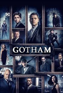 Gotham (3ª Temporada) - Poster / Capa / Cartaz - Oficial 3