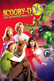 Scooby-Doo 2: Monstros à Solta - Poster / Capa / Cartaz - Oficial 16