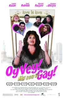 Oh Vey! Meu filho é gay - Poster / Capa / Cartaz - Oficial 1