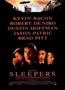 Sleepers - A Vingança Adormecida - Poster / Capa / Cartaz - Oficial 3