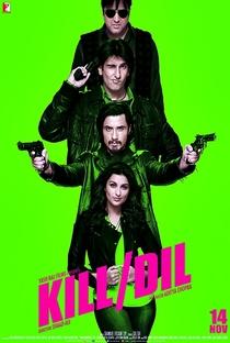 Kill Dil - Poster / Capa / Cartaz - Oficial 2