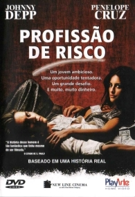 Profissão de Risco - Poster / Capa / Cartaz - Oficial 3