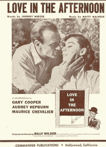 Amor na Tarde - Poster / Capa / Cartaz - Oficial 15