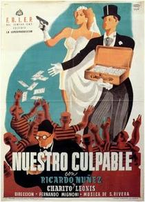 Nuestro culpable  - Poster / Capa / Cartaz - Oficial 1