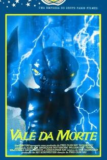O Vale da Morte - Poster / Capa / Cartaz - Oficial 5