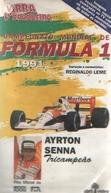 Garra Brasileira - Campeonato Mundial de Fórmula 1 (Campeonato Mundial De Fórmula 1 - 1991)