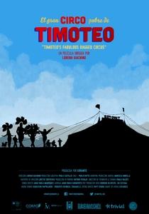 El Gran Circo Pobre de Timoteo - Poster / Capa / Cartaz - Oficial 1