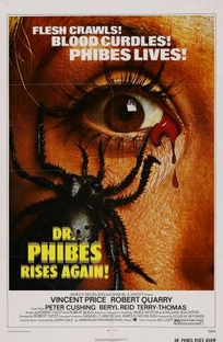 A Vingança do Dr. Phibes - Poster / Capa / Cartaz - Oficial 1