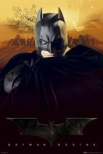Batman Begins - Poster / Capa / Cartaz - Oficial 12