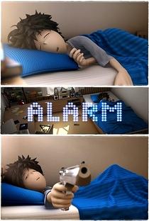 Alarm - Poster / Capa / Cartaz - Oficial 1
