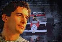 Top Gear Tribute: Ayrton Senna - Poster / Capa / Cartaz - Oficial 1