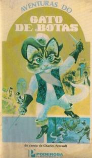 As Aventuras do Gato de Botas - Poster / Capa / Cartaz - Oficial 1