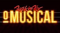 Rock in Rio - O Musical - Poster / Capa / Cartaz - Oficial 1