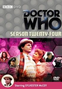 Doctor Who (24ª Temporada) - Série Clássica - Poster / Capa / Cartaz - Oficial 1