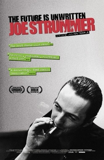 Joe Strummer: The future is unwritten - Poster / Capa / Cartaz - Oficial 1