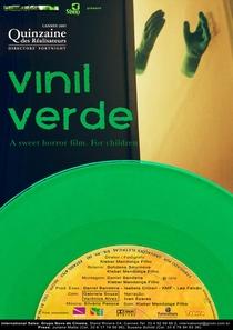 Vinil Verde - Poster / Capa / Cartaz - Oficial 1