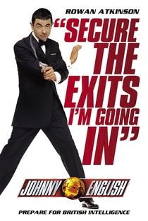 Johnny English - Poster / Capa / Cartaz - Oficial 8