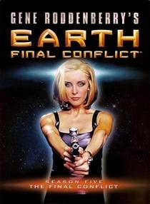 Terra: Conflito Final (5ª Temporada) - Poster / Capa / Cartaz - Oficial 1