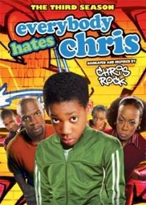 Todo Mundo Odeia o Chris (3ª Temporada) - Poster / Capa / Cartaz - Oficial 1