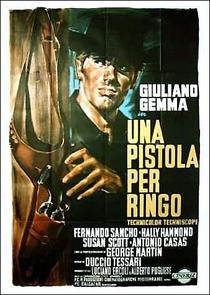 Uma Pistola Para Ringo - Poster / Capa / Cartaz - Oficial 1