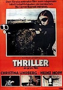 Thriller - Um Filme Cruel - Poster / Capa / Cartaz - Oficial 2