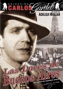 Luzes de Buenos Aires - Poster / Capa / Cartaz - Oficial 1