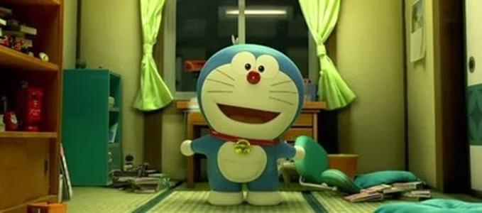 InfoAnimation.com.br: Assista ao trailer do primeiro filme em computação gráfica de 'Doraemon'