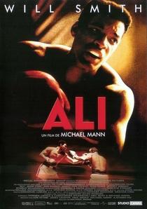Ali - Poster / Capa / Cartaz - Oficial 2