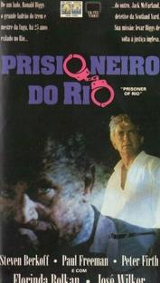 Prisioneiro do Rio - Poster / Capa / Cartaz - Oficial 1