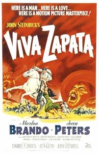 Viva Zapata! - Poster / Capa / Cartaz - Oficial 7