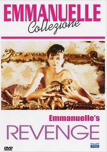 A Vingança de Emmanuelle  - Poster / Capa / Cartaz - Oficial 1
