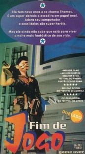 Fim de Jogo - Poster / Capa / Cartaz - Oficial 2