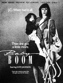Baby Boom (1ª Temporada) - Poster / Capa / Cartaz - Oficial 1