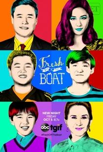 Fresh Off the Boat (5ª Temporada) - Poster / Capa / Cartaz - Oficial 1