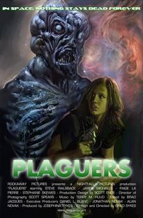 Plaguers - Poster / Capa / Cartaz - Oficial 1