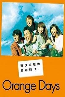 Orange Days - Poster / Capa / Cartaz - Oficial 2