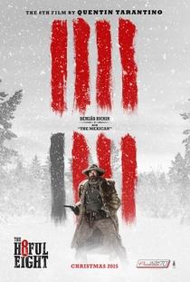 Os Oito Odiados - Poster / Capa / Cartaz - Oficial 11