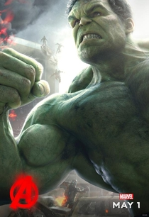 Vingadores: Era de Ultron - Poster / Capa / Cartaz - Oficial 23