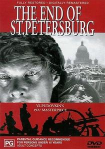 O Fim de São Petersburgo - Poster / Capa / Cartaz - Oficial 3