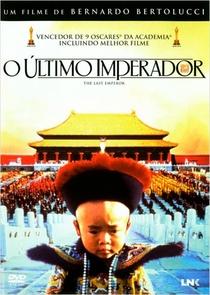 O Último Imperador - Poster / Capa / Cartaz - Oficial 10