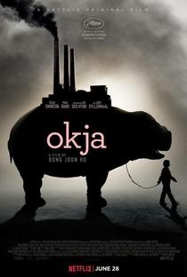 Okja - Poster / Capa / Cartaz - Oficial 1
