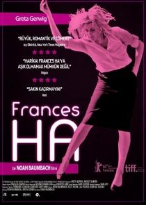 Frances Ha - Poster / Capa / Cartaz - Oficial 4