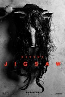 Jogos Mortais: Jigsaw - Poster / Capa / Cartaz - Oficial 12