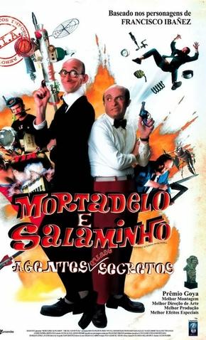 Mortadelo E Salaminho Agentes Quase Secretos 2003 Filmow