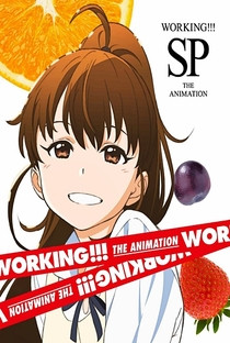Working!!!: Lord of the Takanashi - Poster / Capa / Cartaz - Oficial 1