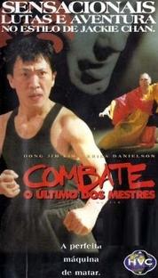 Combate - O Último dos Mestres - Poster / Capa / Cartaz - Oficial 1