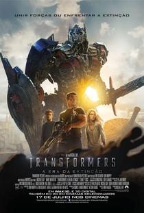 Transformers: A Era da Extinção - Poster / Capa / Cartaz - Oficial 1