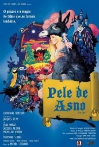 Pele de Asno - Poster / Capa / Cartaz - Oficial 4