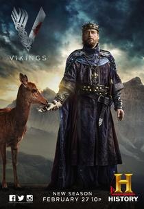 Vikings (2ª Temporada) - Poster / Capa / Cartaz - Oficial 9