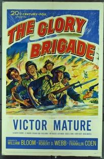 Gloriosa Brigada - Poster / Capa / Cartaz - Oficial 1